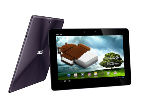 ice cream sandwich asus sl101 2012   Every Day Space