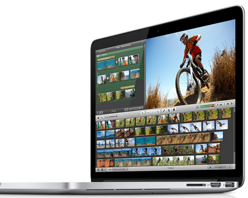 how to take a screenshot on a macbook pro 2012