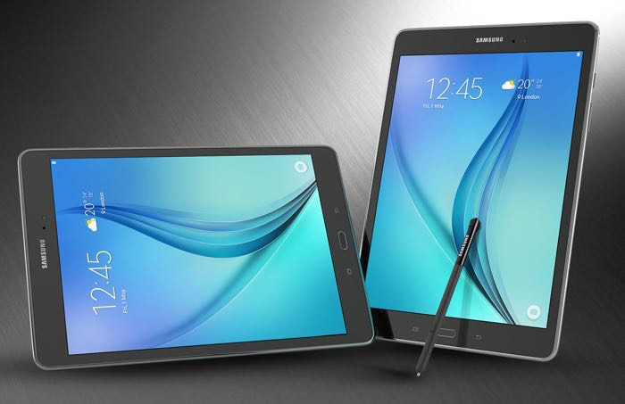 Samsung officially announces Galaxy tablet device Tab A ...