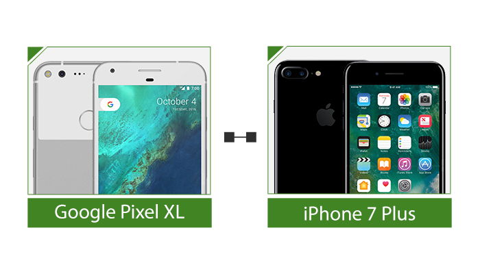 google-pixle-vs-iphone-7-plus