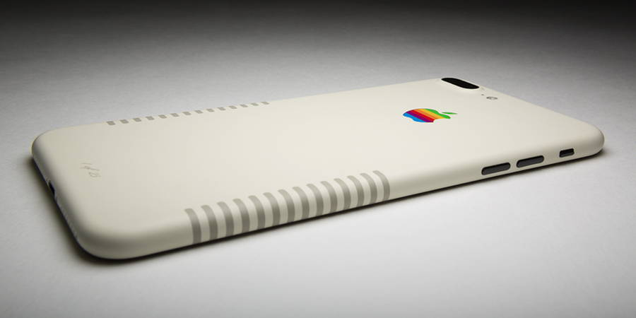 شركة ColorWare تكشف عن iPhone iphone-7-plus-retro-