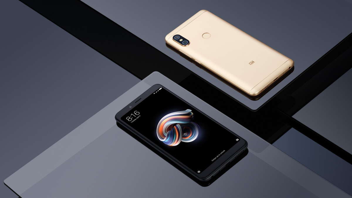 الهاتف Xiaomi Redmi Note ينفد Xiaomi-Redmi-Note-5-