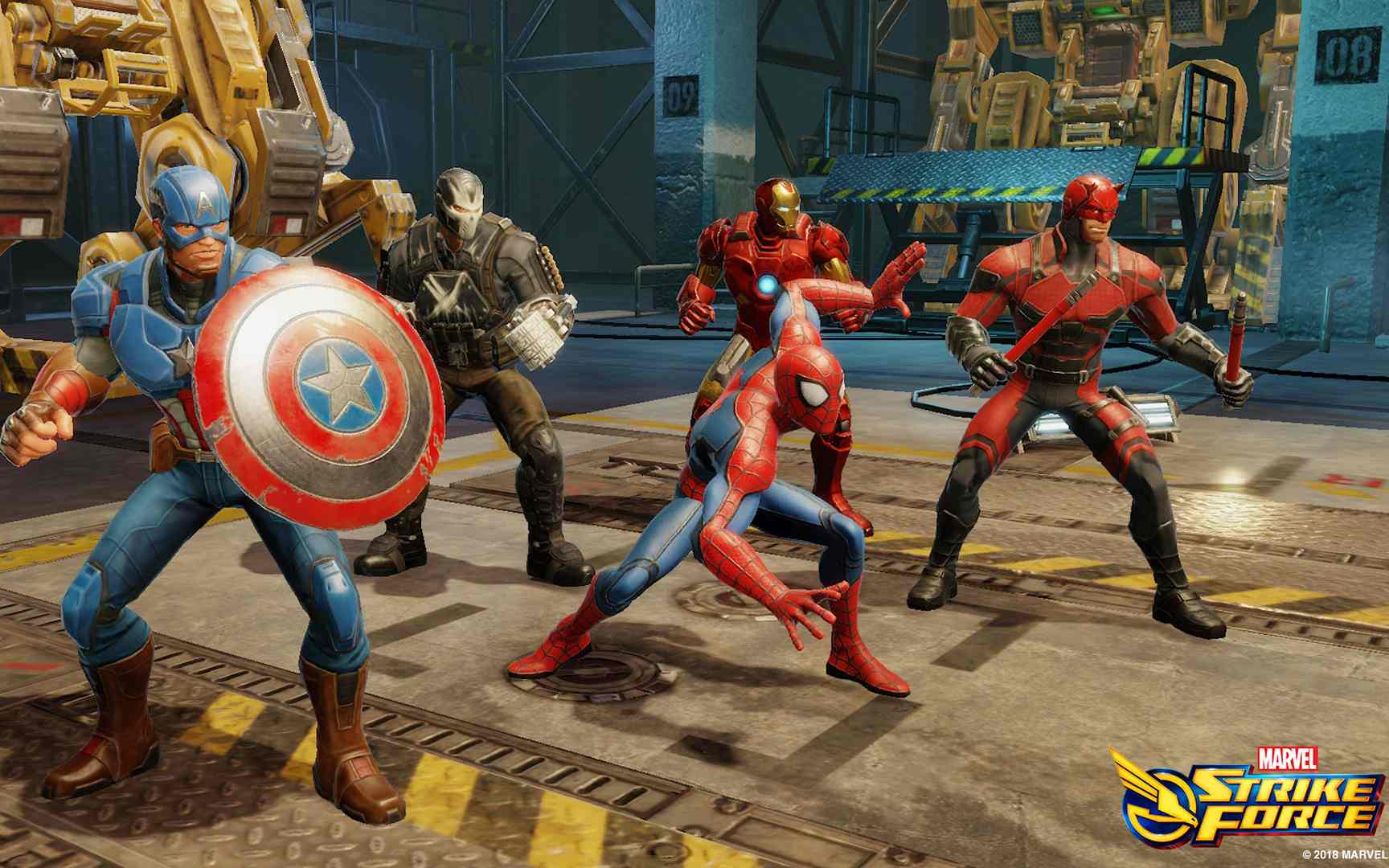 Marvel Strike Force الأندرويد Marvel-Strike-Force.