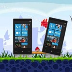Windows Phone 7 Angry Birds