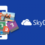 SkyDrive-Android-app