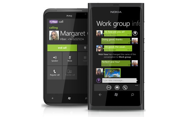 Viber - Windows Phone 8 - WP8