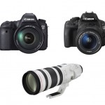 Canon's products win three  EISA Awards