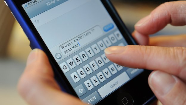 Texting SMS