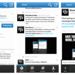 twitter-blackberry 10