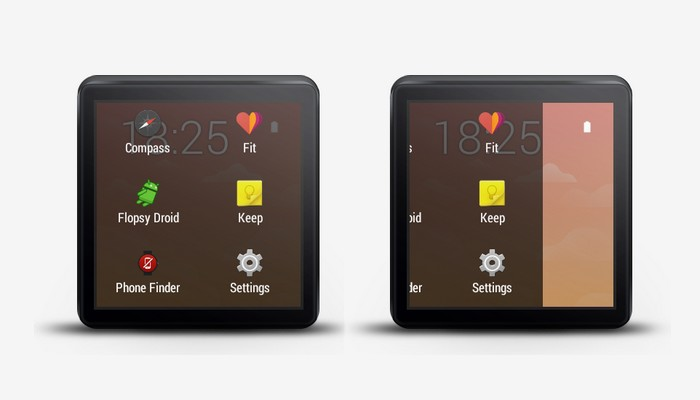 android-wear-app-launcher