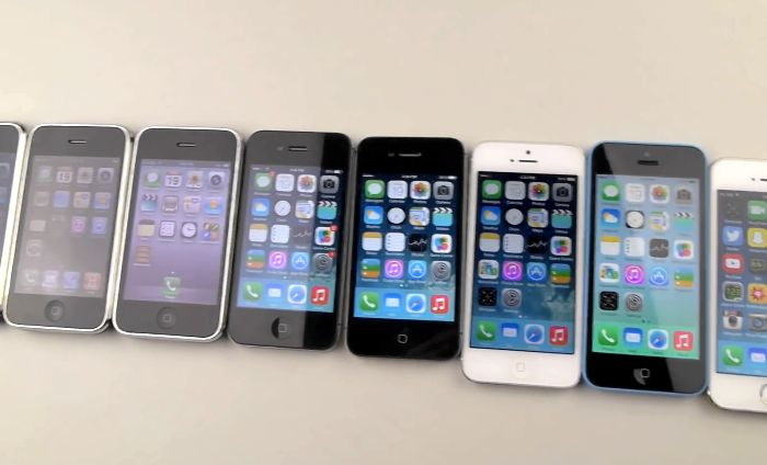 how to tell which model iphone