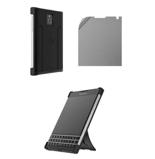 BlackBerry-Passport-Leather-Flex-Shell-doubles-as-a-stand-and-comes-with-a-screen-protector