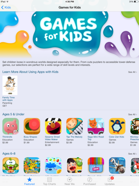 App-Store-adds-new-section-for-kids (1)
