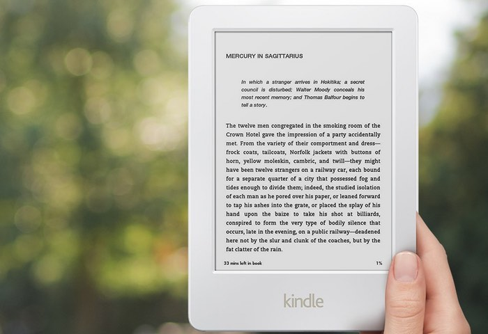 White-Kindle