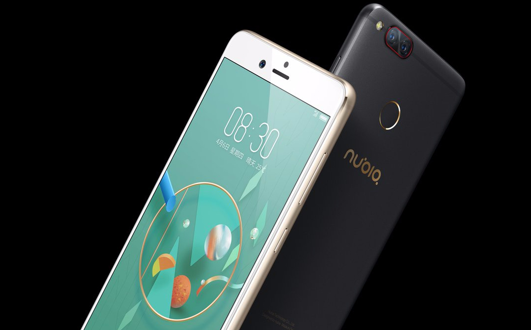 the zte nubia z17 google play from the