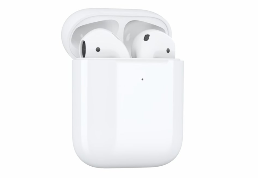 AirPods-second-generation