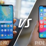 Huawei Mate 20 Pro vs iPhone XS Max