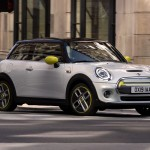 bmw mini Cooper se electric