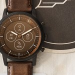 Fossil's Hybrid HR smartwatch comes with analog dials and an e-ink display
