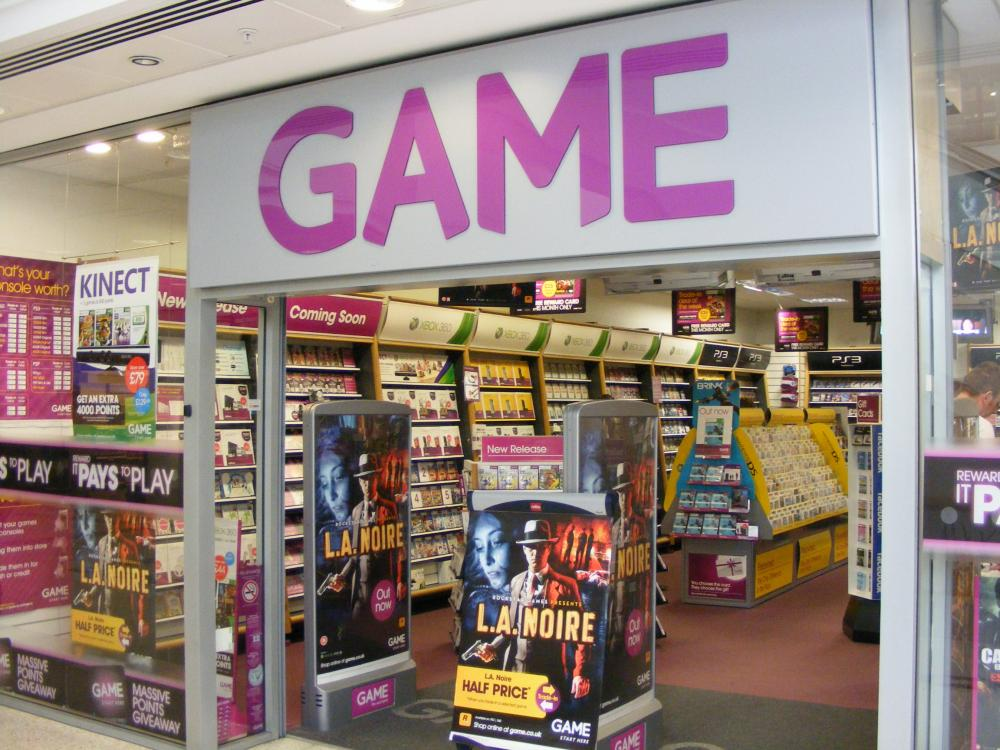 GAME-store
