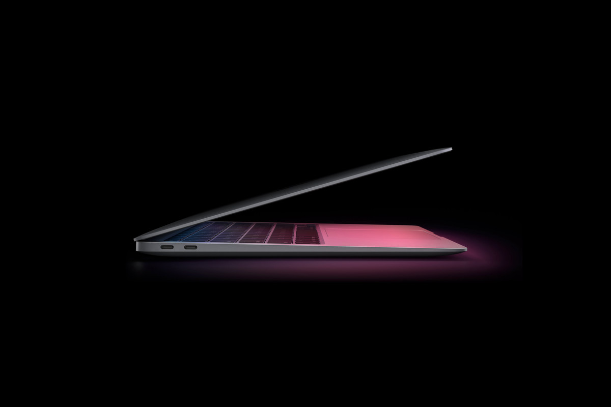 Macbook air with M1