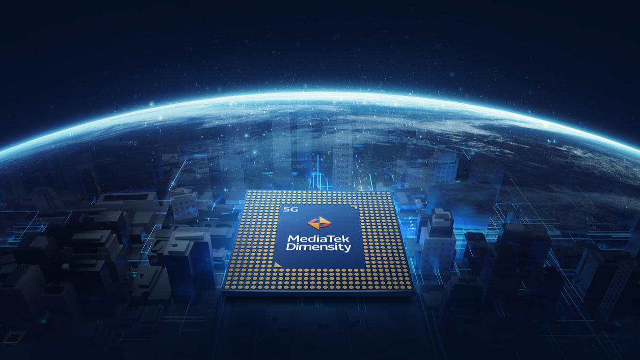 MediaTek dimensity 5G